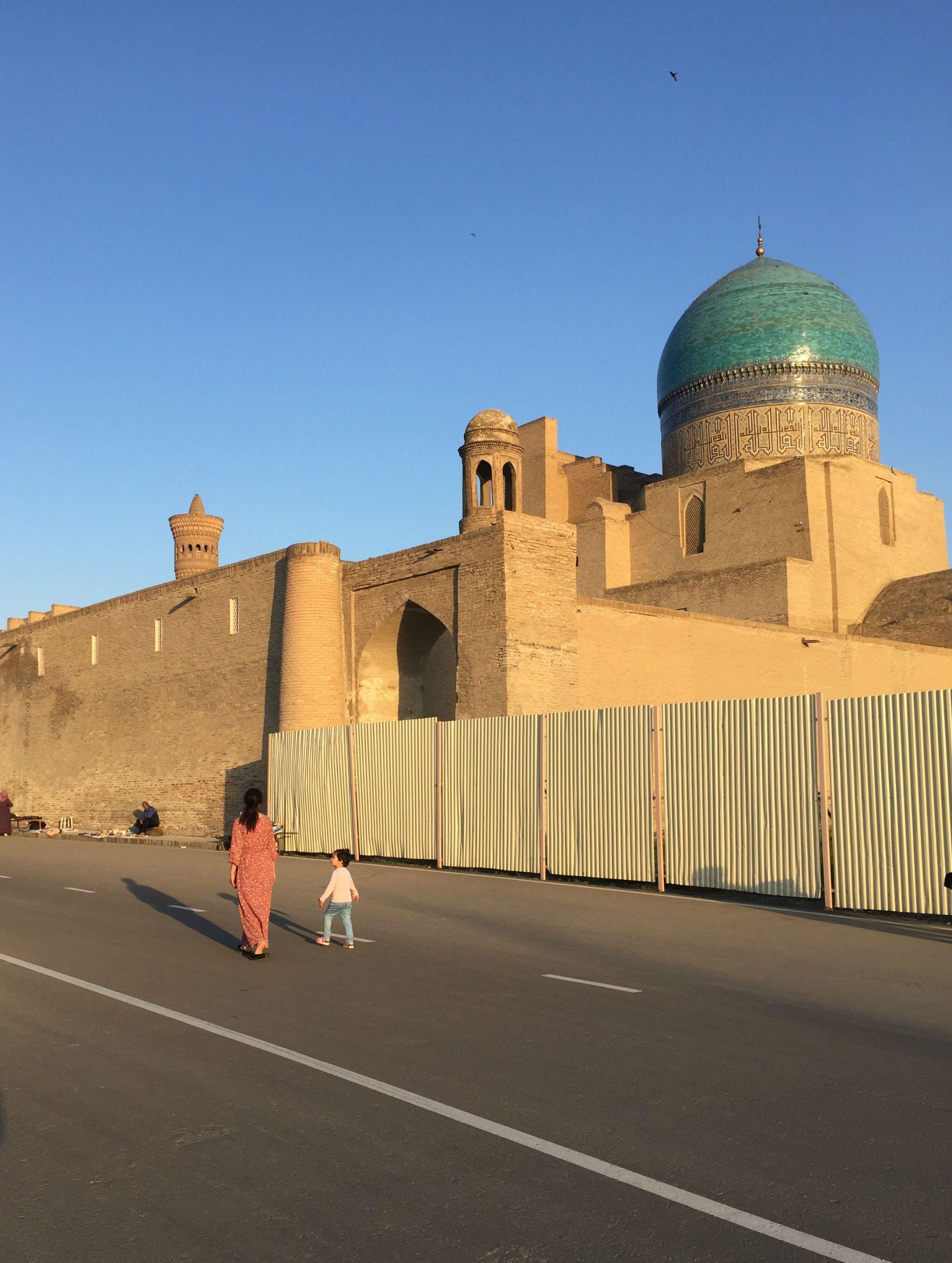 UZBEKISTAN Bukhara VIAGGIO IN UZBEKISTAN