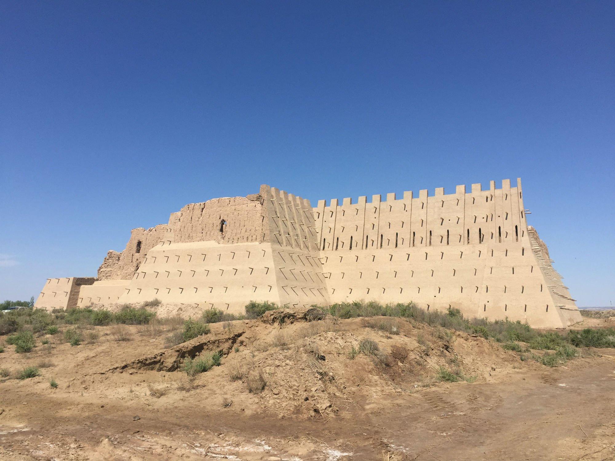 UZBEKISTAN Khiva fortezze nel deserto2 VIAGGIO IN UZBEKISTAN