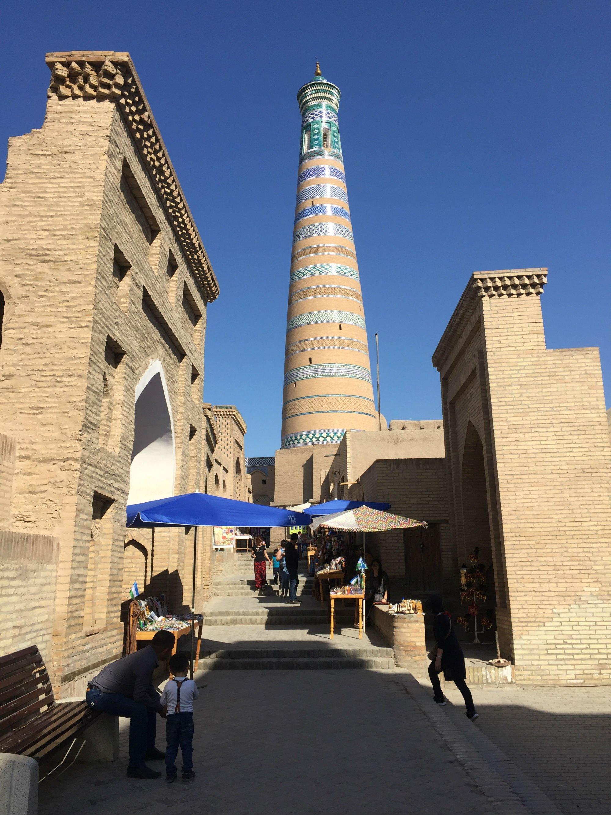 UZBEKISTAN Khiva1 VIAGGIO IN UZBEKISTAN
