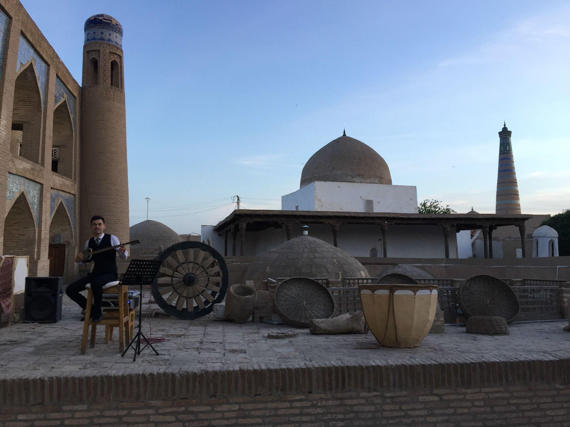 UZBEKISTAN Khiva2 VIAGGIO IN UZBEKISTAN