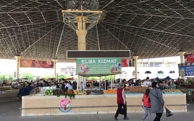 UZBEKISTANTashkent bazaar 1170x731 VIAGGIO IN UZBEKISTAN