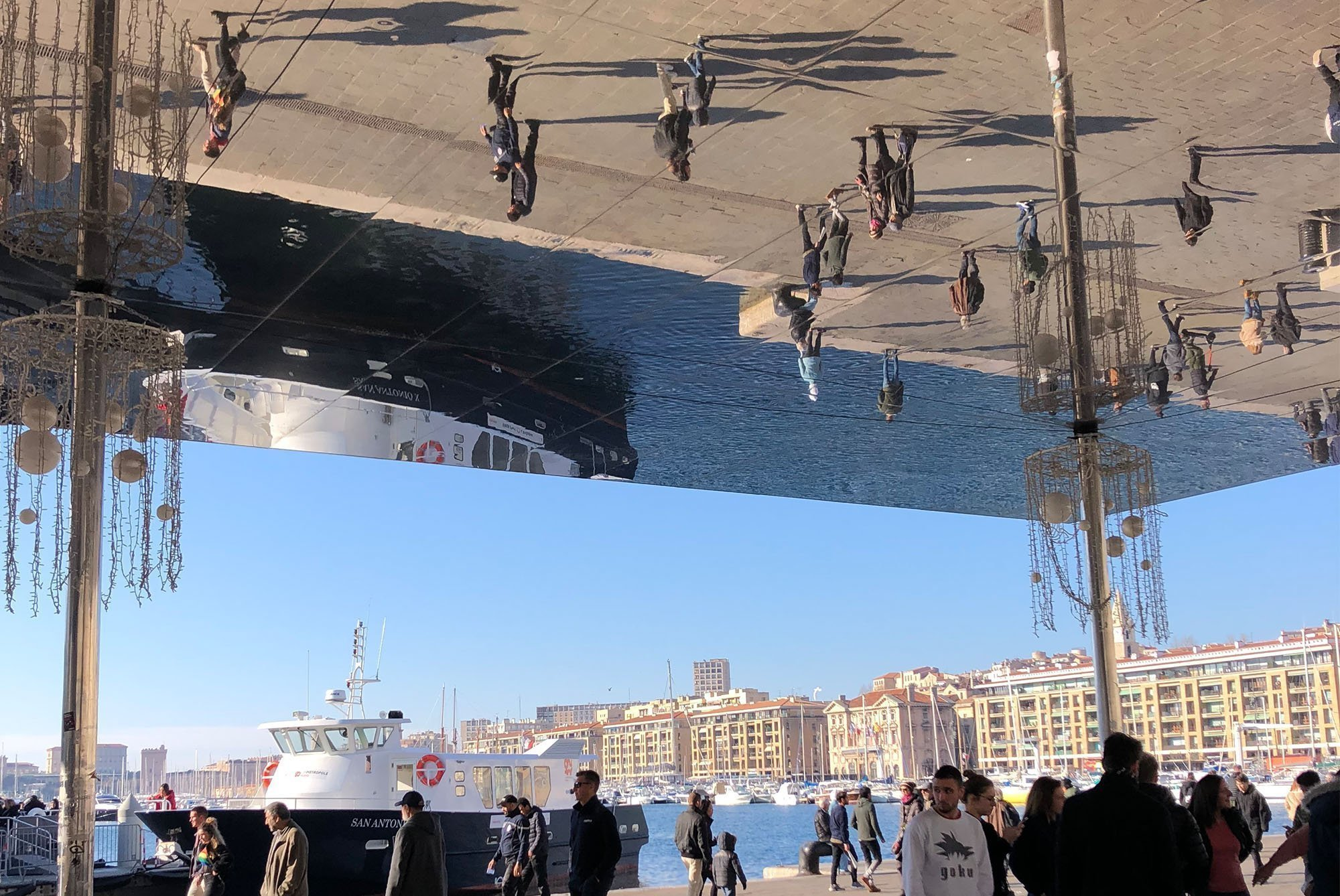 norman foster marseille WEEKEND A MARSIGLIA