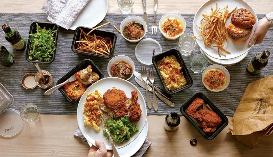app delivery food 1 LA NOSTRA SELEZIONE DI FOOD DELIVERY