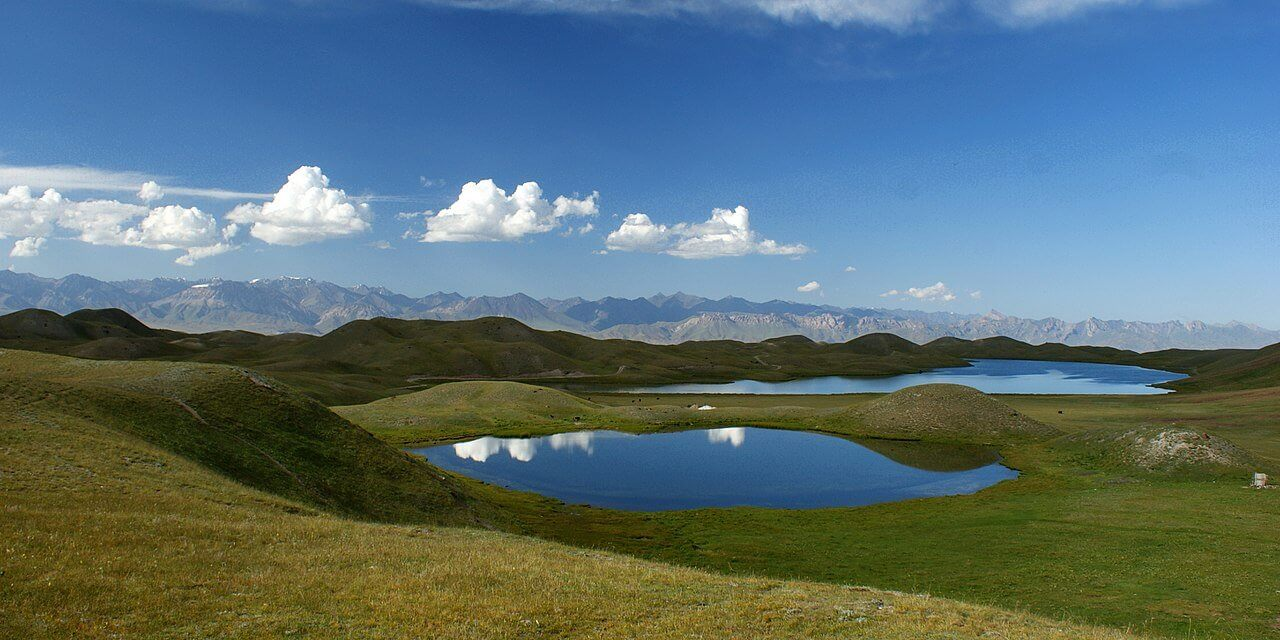 1280px lakes near peak lenin base camp kyrgyzstan IN VIAGGIO CON LE PAROLE