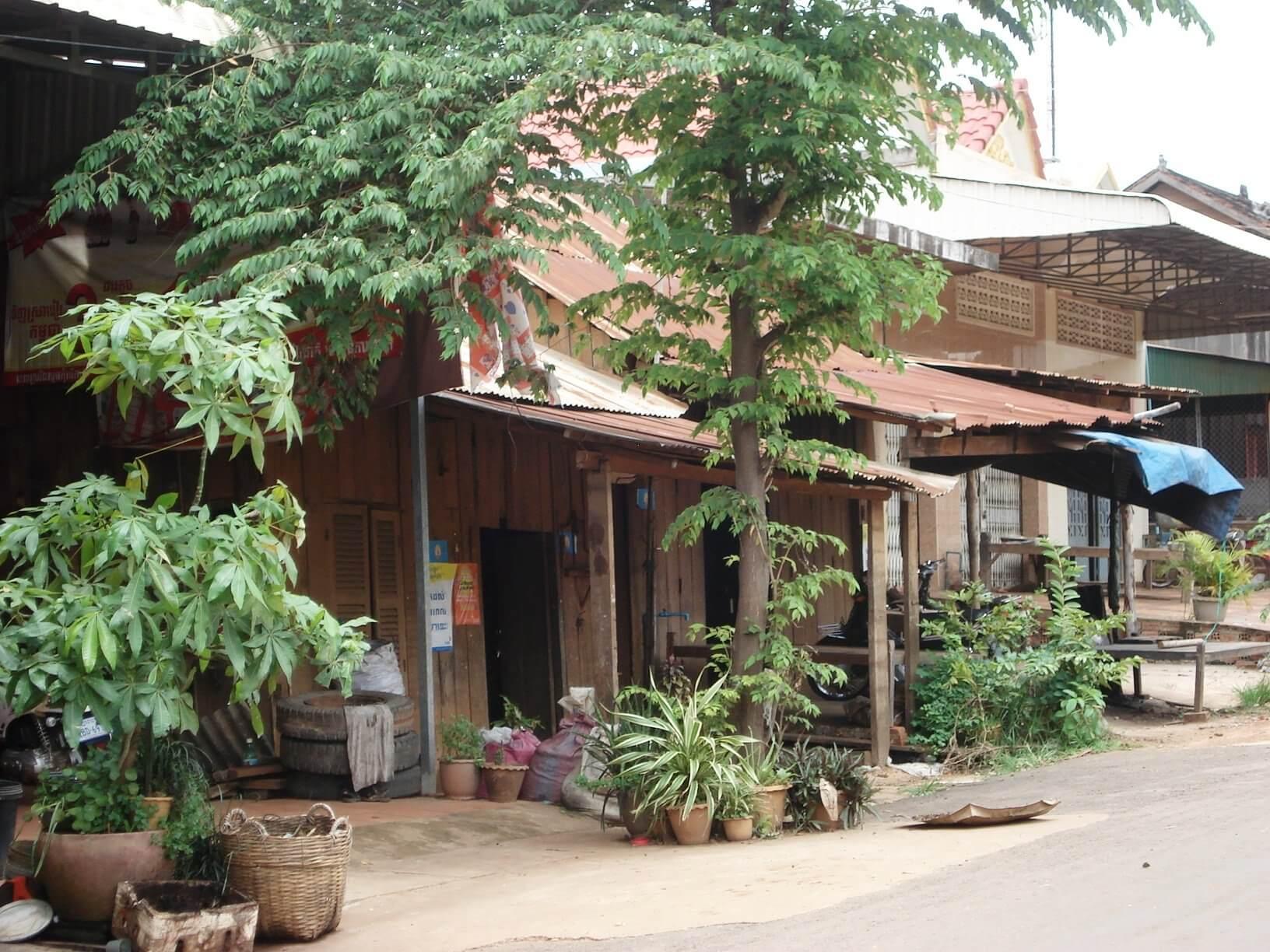 Cambogia KdolLeu 01 IN VIAGGIO CON LE PAROLE