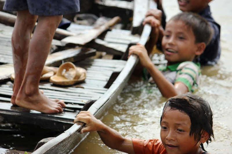 Cambogia KdolLeu 06 IN VIAGGIO CON LE PAROLE