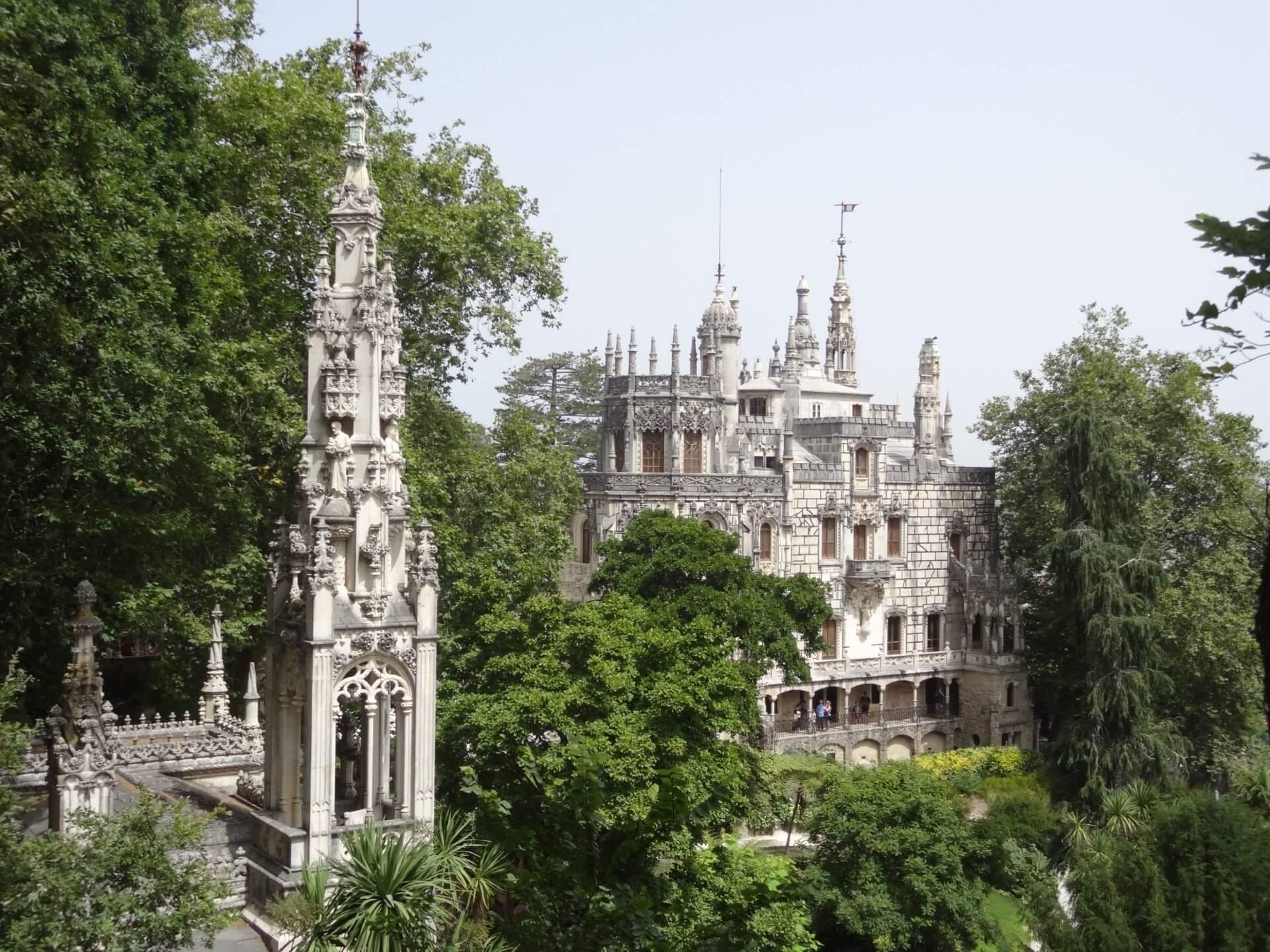 Portogallo QuintaDaRegaleira IN VIAGGIO CON LE PAROLE