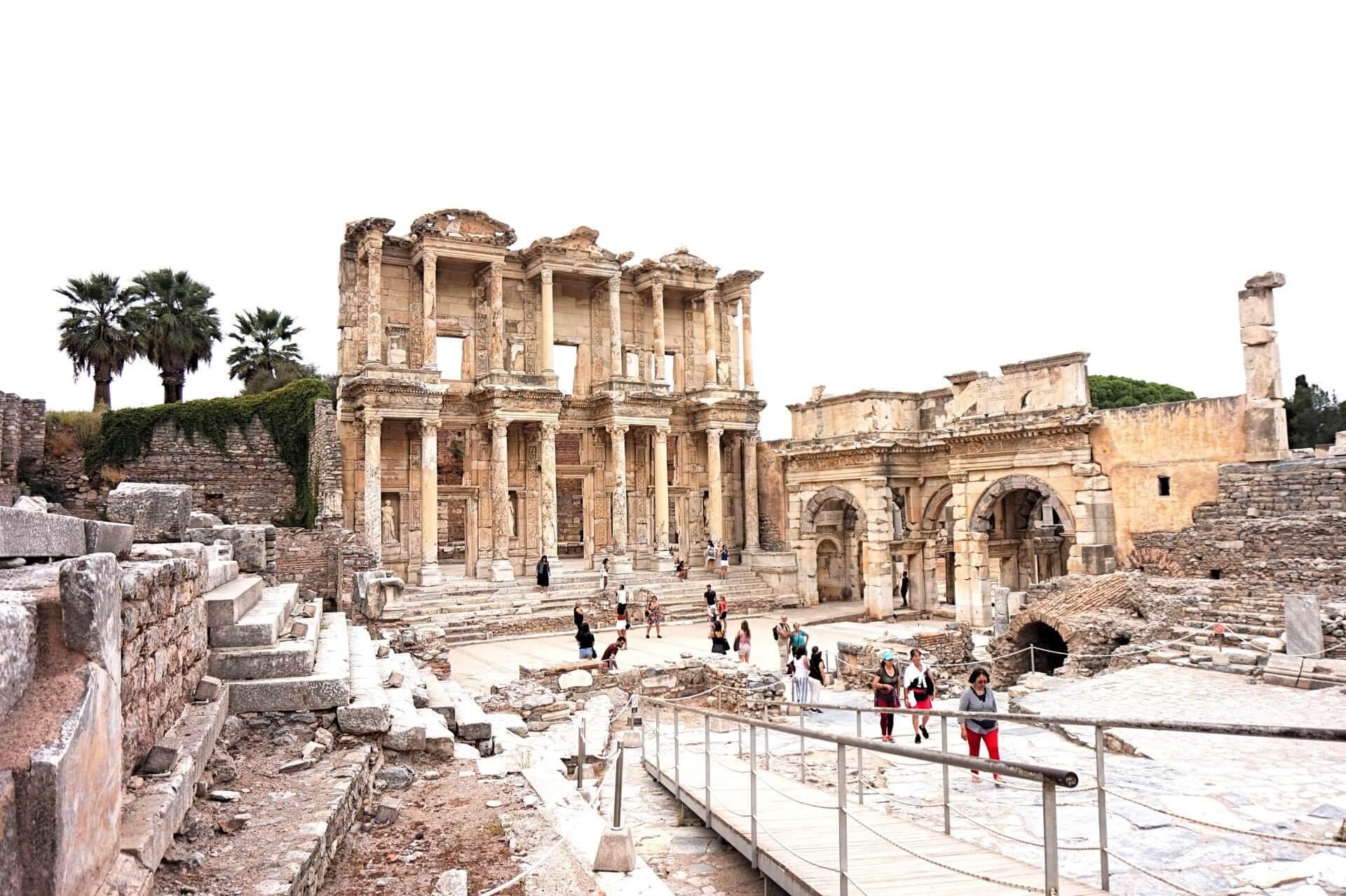 Efeso 1 VIAGGIO IN TURCHIA