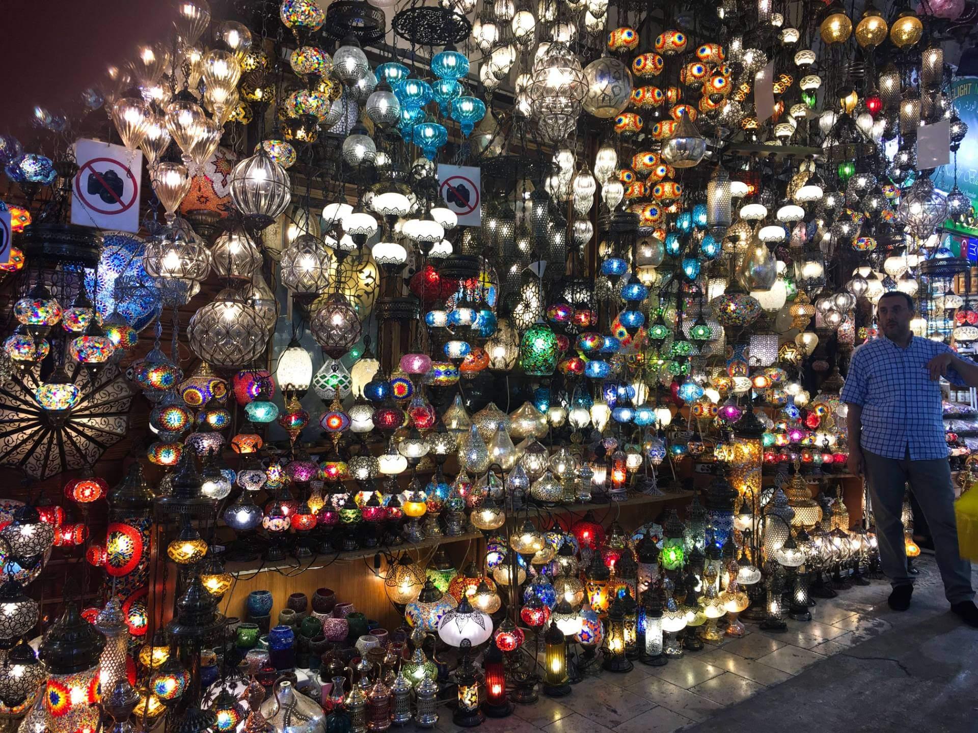 Gran Bazaar VIAGGIO IN TURCHIA