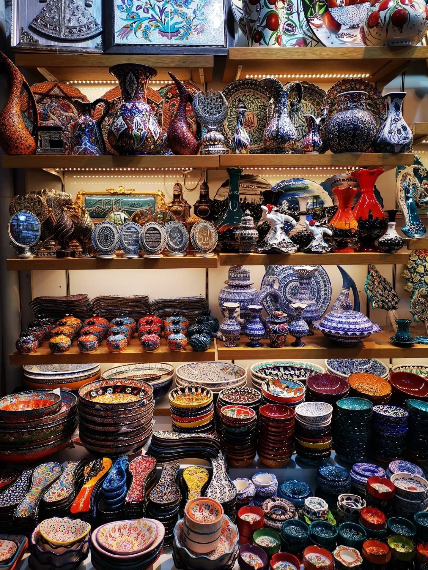 Gran Bazaar 1 VIAGGIO IN TURCHIA