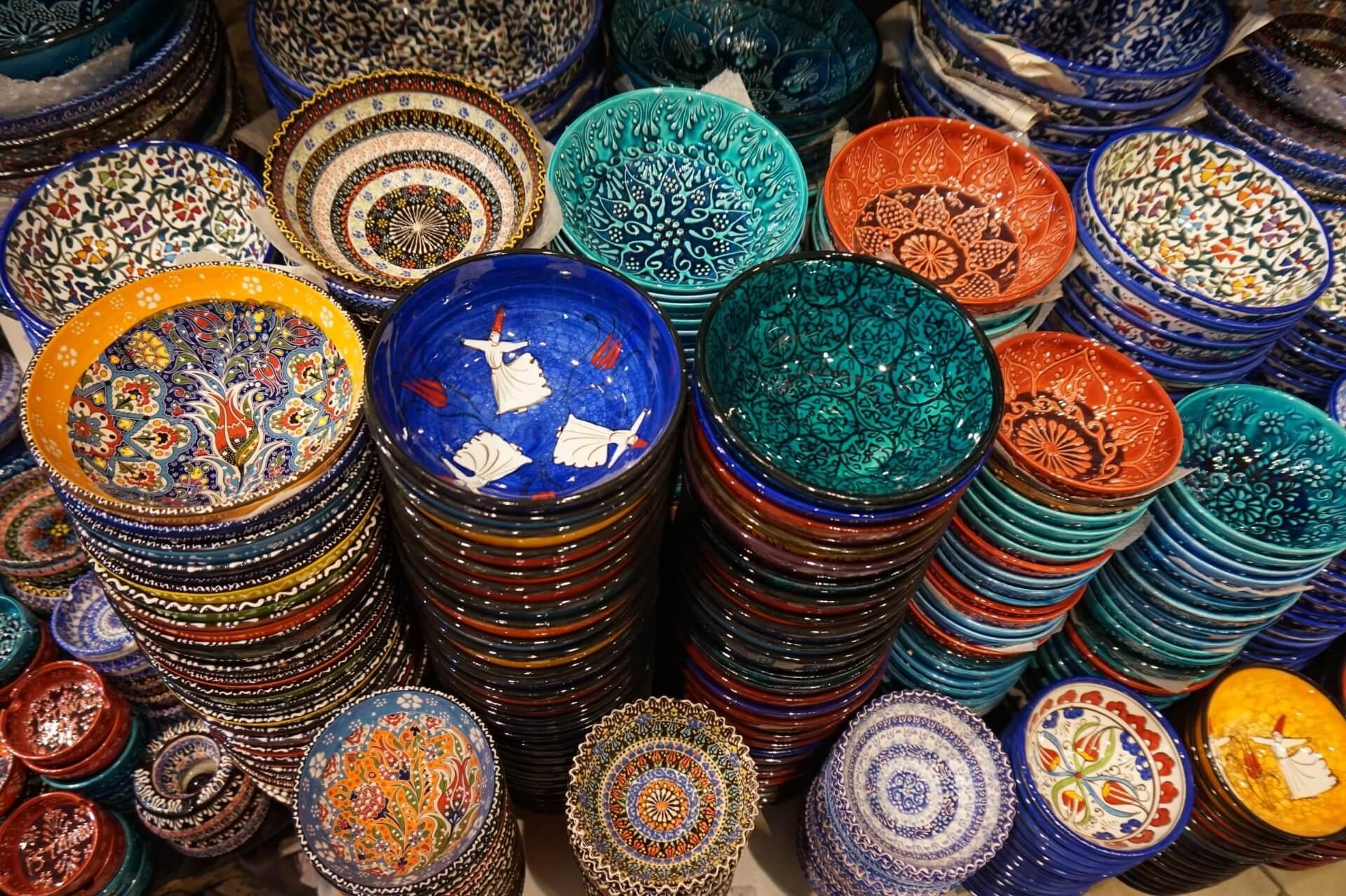 Gran Bazaar 2 VIAGGIO IN TURCHIA