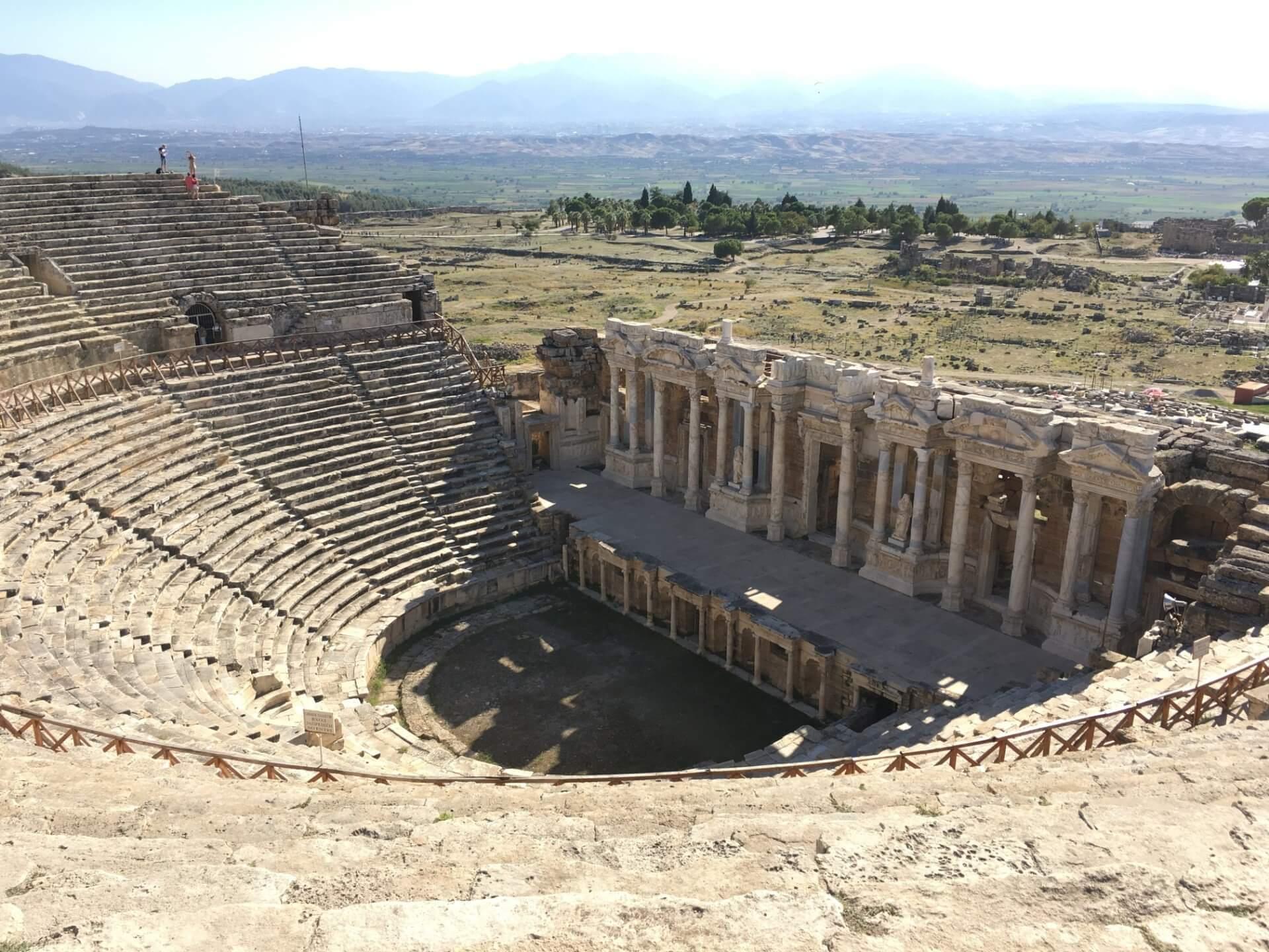 Hierapolis VIAGGIO IN TURCHIA