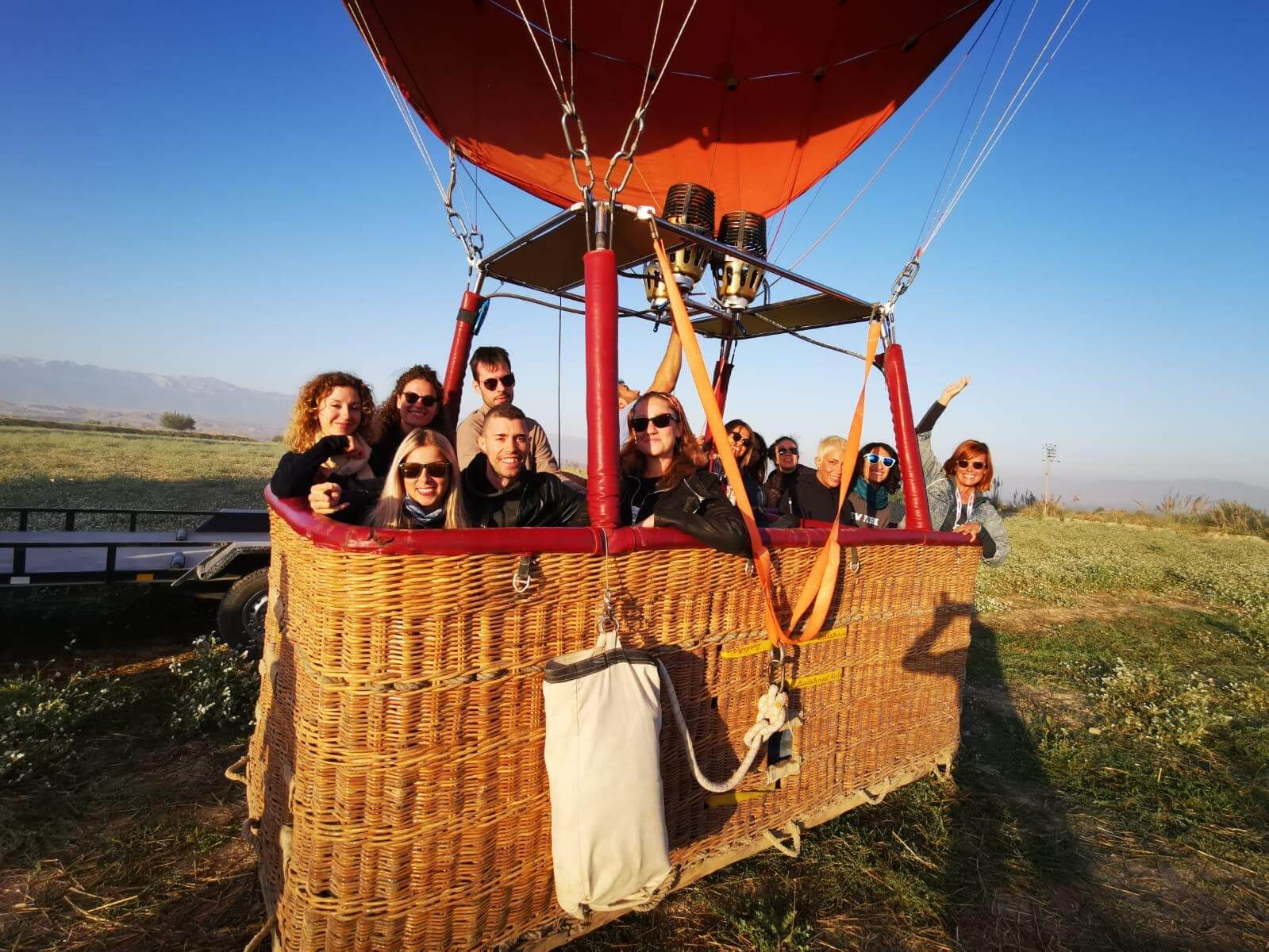 baloon VIAGGIO IN TURCHIA