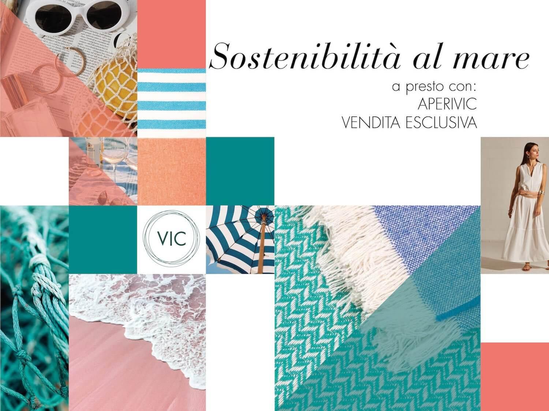 sostenibilita al mare vic 4 VIC   VERY IMPORTANT CHOICE