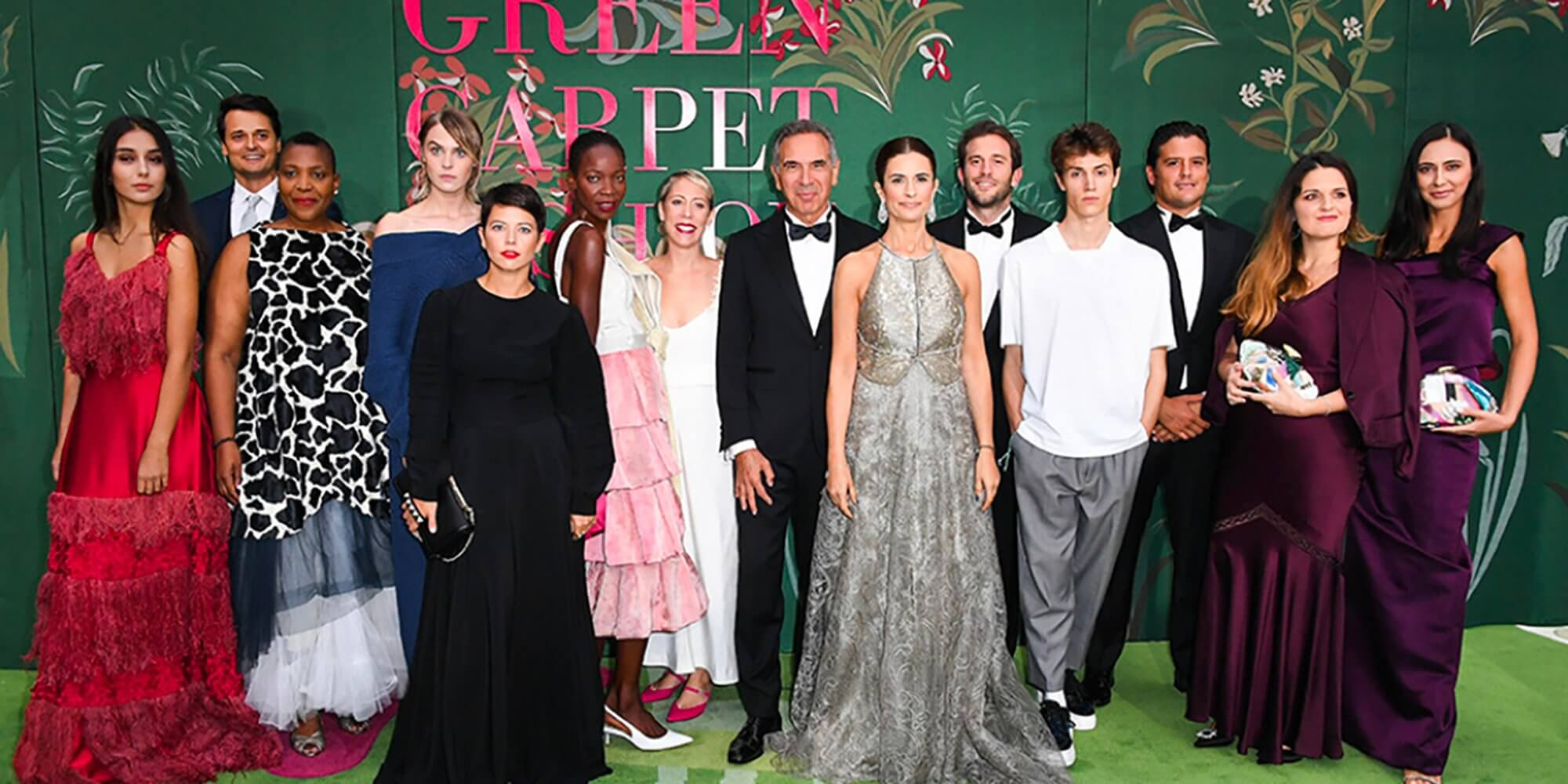 green carpet fashion awards 2019 designers ECONOMIA CIRCOLARE