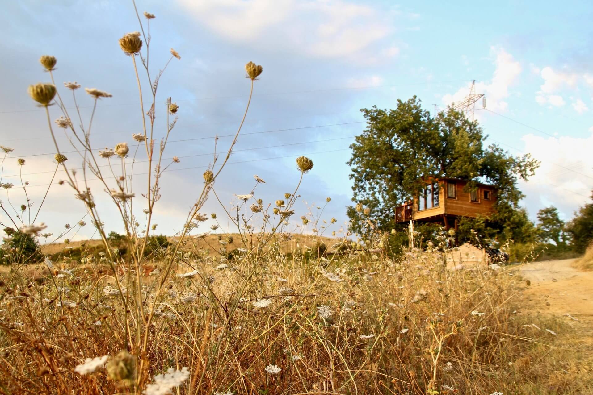 GLAMPING IL SOLE 1 PASSIONE GLAMPING