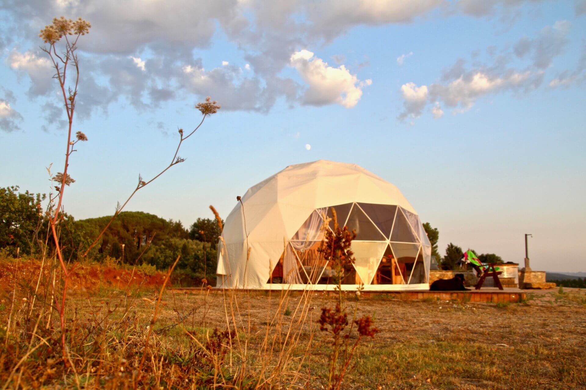 GLAMPING IL SOLE 3 PASSIONE GLAMPING
