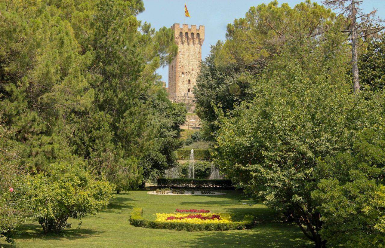 castello carrarese este 5 GITA SUI COLLI EUGANEI