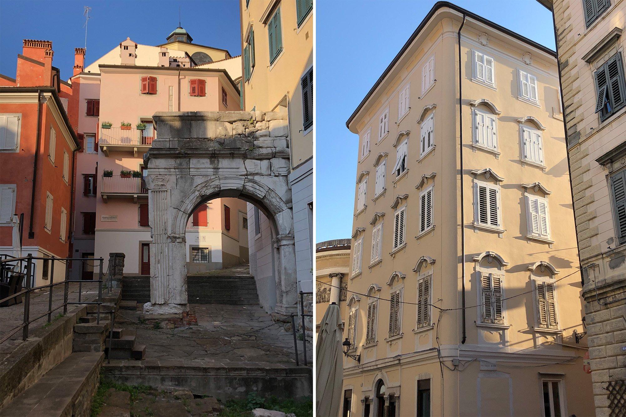 centro storico trieste WEEKEND A TRIESTE