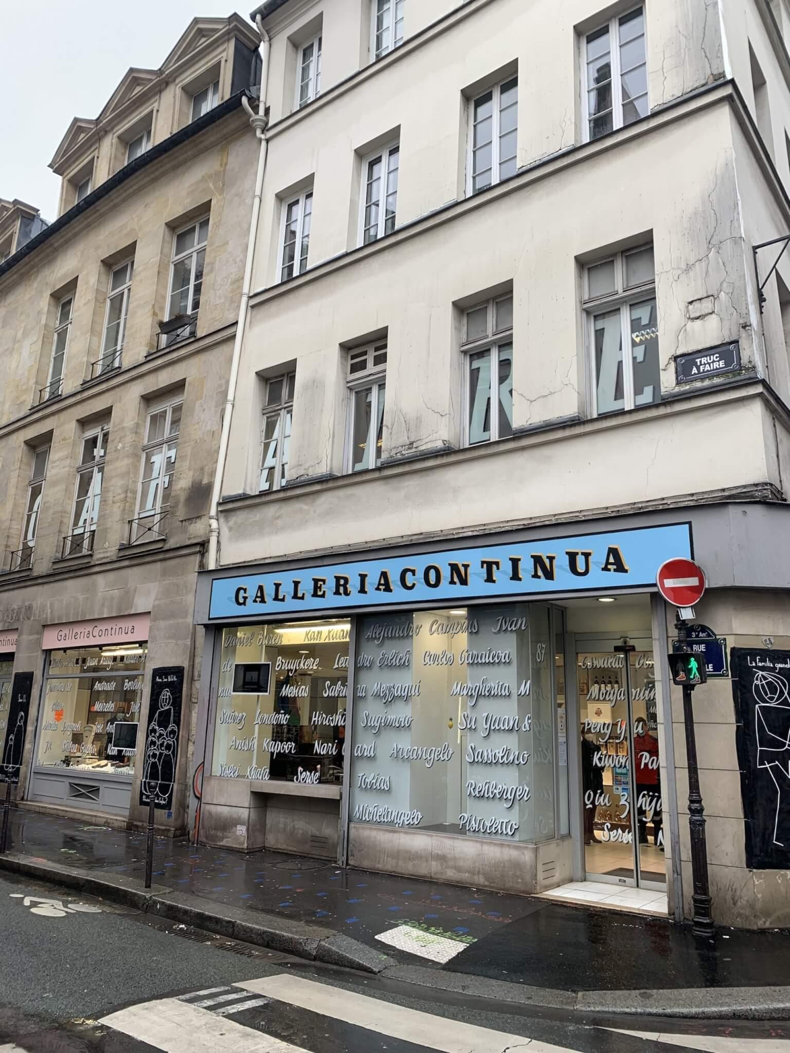 galleria continua 5 scaled Galleria Continua apre a Parigi