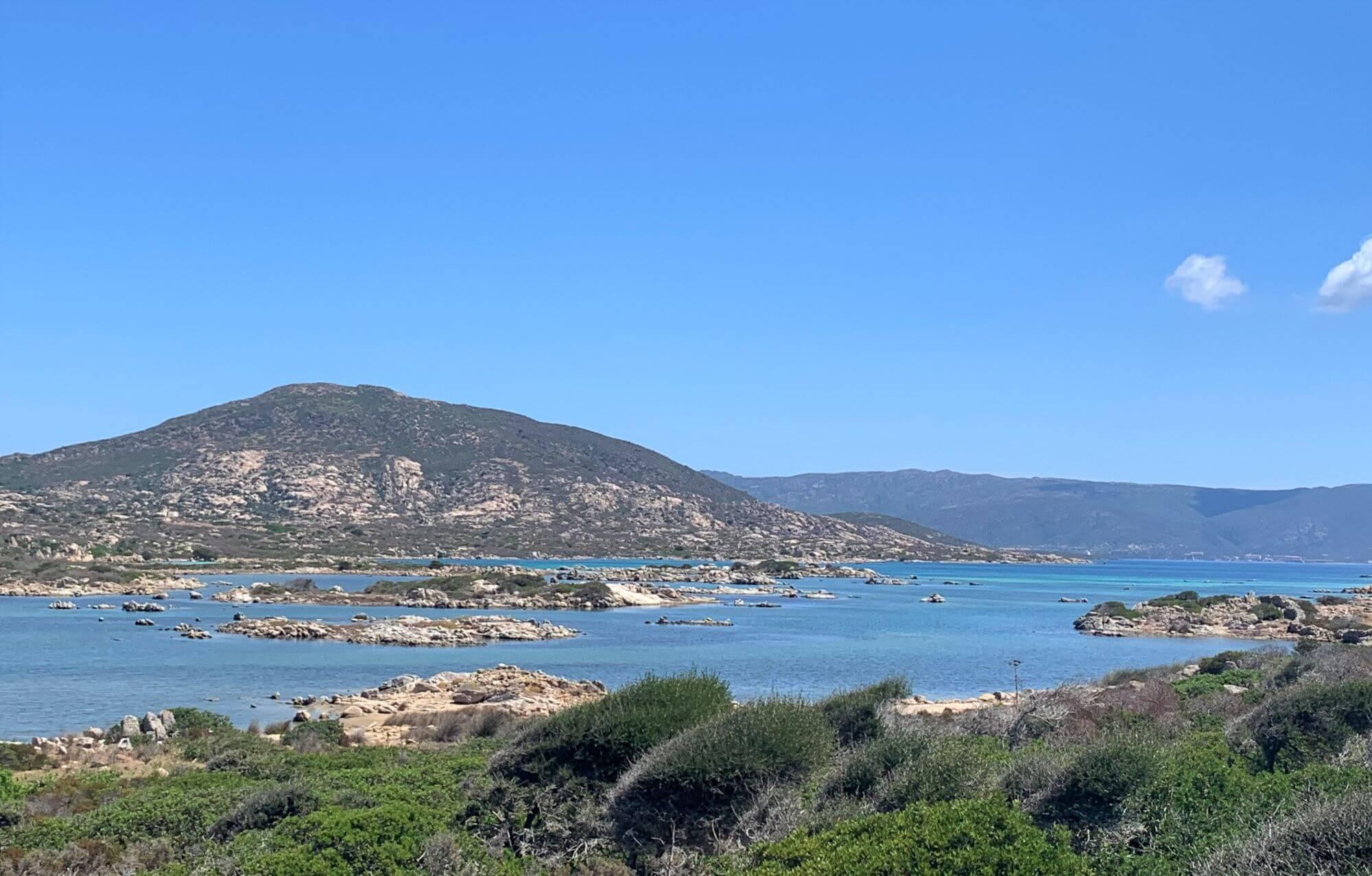 Foto2 Asinara Sardegna on the road in camper