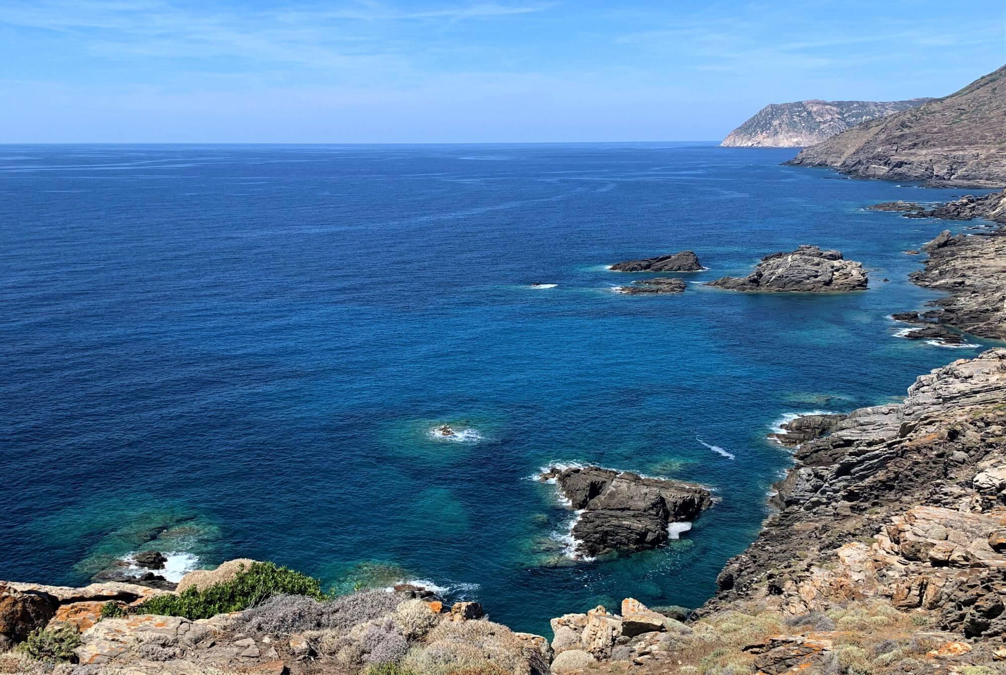 Foto3 Asinara Sardegna on the road in camper
