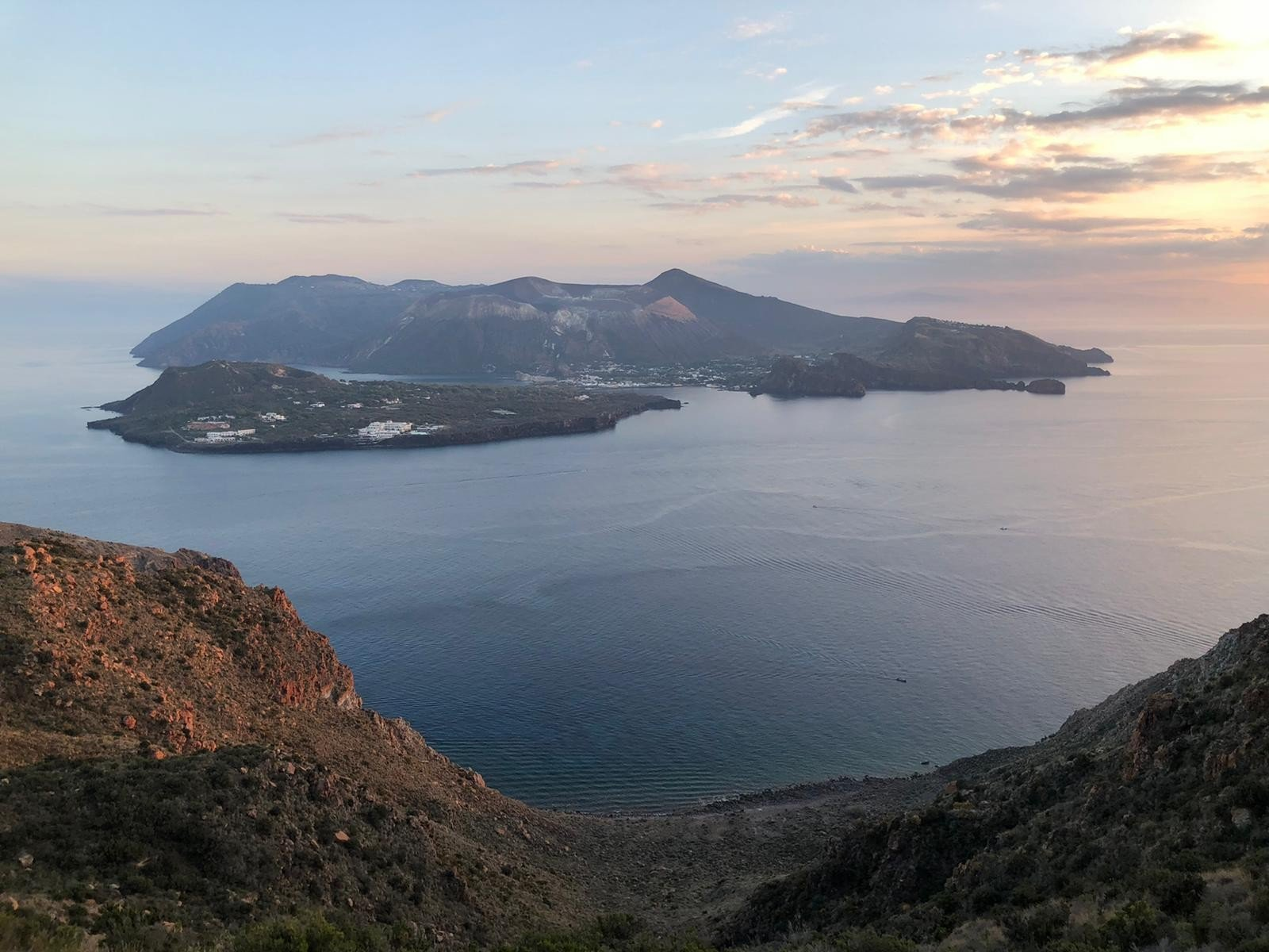Lipari Vista Osservatorio Alla scoperta di Lipari